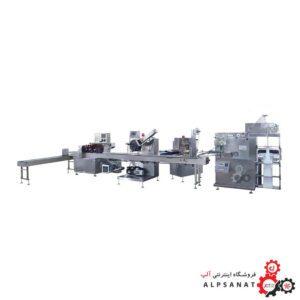 خط تولید ظروف یکبار مصرف آلومینیوم