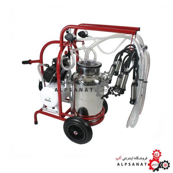 شیر-دوش-تک-واحدی-گاو-مدل-cw11