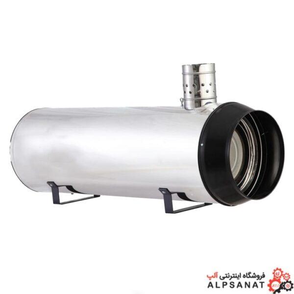 جت هیتر 30000 گازسوز دودکش دار QEG-35.1