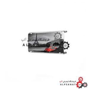 رادیاتور شیشهای مدل سوپر لوکس رنگی