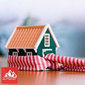 گرم کردن خانه بدون بخاری