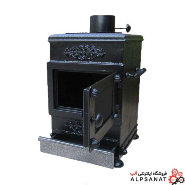 بخاری هیزمی آلپ مدل سهند02