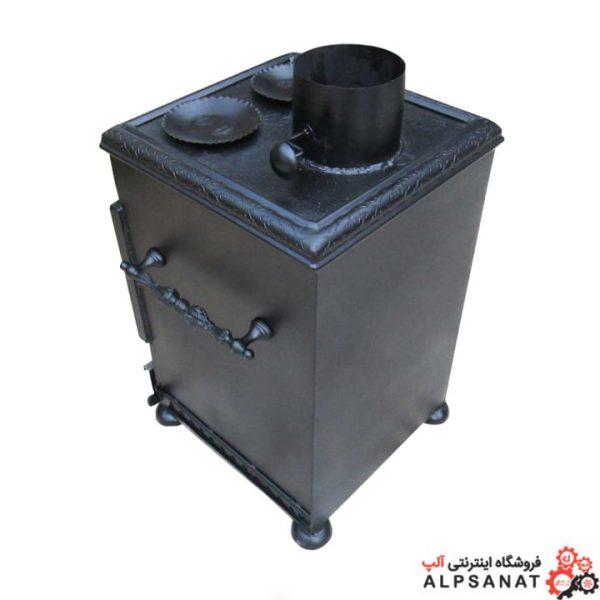 بخاری هیزمی آلپ مدل سهند04