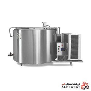پاتیل پخت شیر 1000 لیتری آلپ