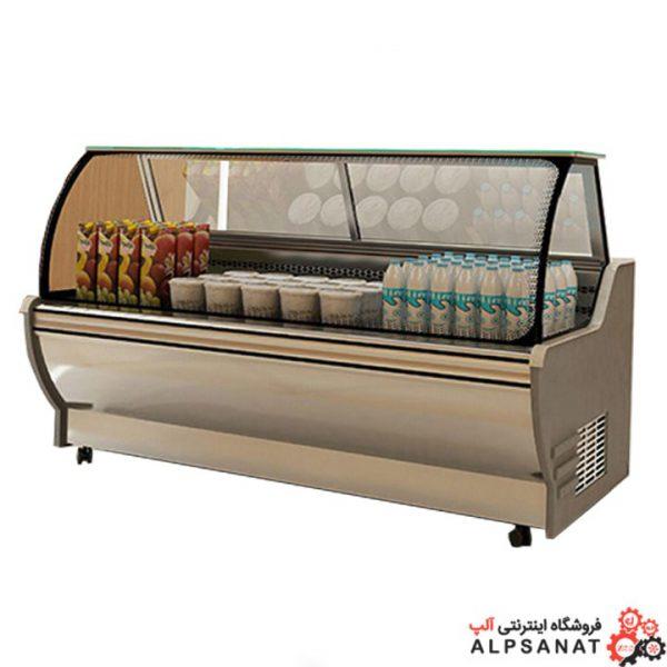 یخچال فروشگاهی آلپ مدل بهار0