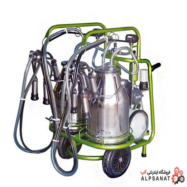 شیر دوش برقی گاو مدل cw 21