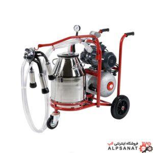 شیر دوش برقی گاو مدل cw21