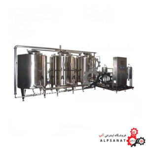 سیستم-شستشوی-cip-سه-مرحله-ای-600-لیتر
