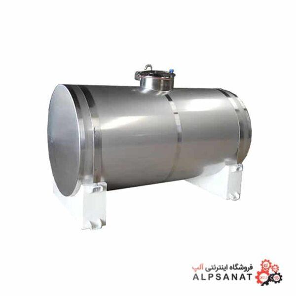 مخزن-حمل-شیر-نیسان-3000-لیتر-