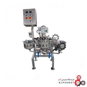 میکسر-هموژنایزر-تحت-خلاء-40-لیتری