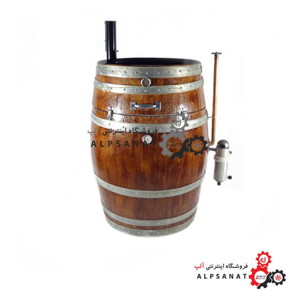 کره گیر چوبی 100 لیتر