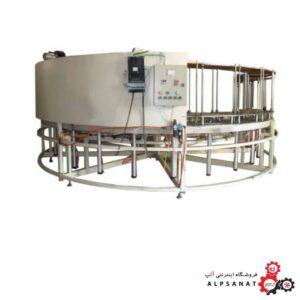 خط تولید فیلتر هوای صنعتی